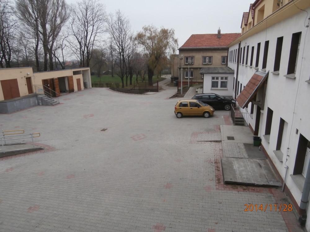 DPS Bielawa - nowy plac
