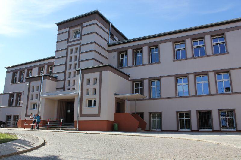 Termomodernizacja Zespołu Szkół nr 1 w Dzierżoniowie