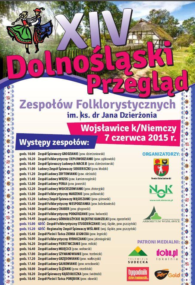 Plakat Przeglądu