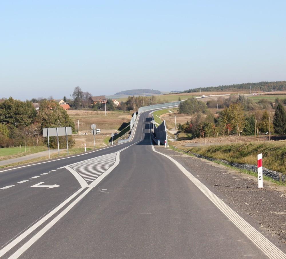 Droga 384 Dzierżoniów - Łagiewniki