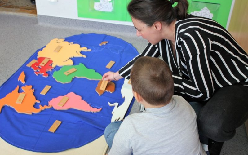 Wspomagają rozwój dzieci nowymi metodami