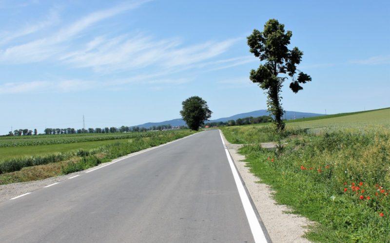 Nowa droga Sienice – Łagiewniki