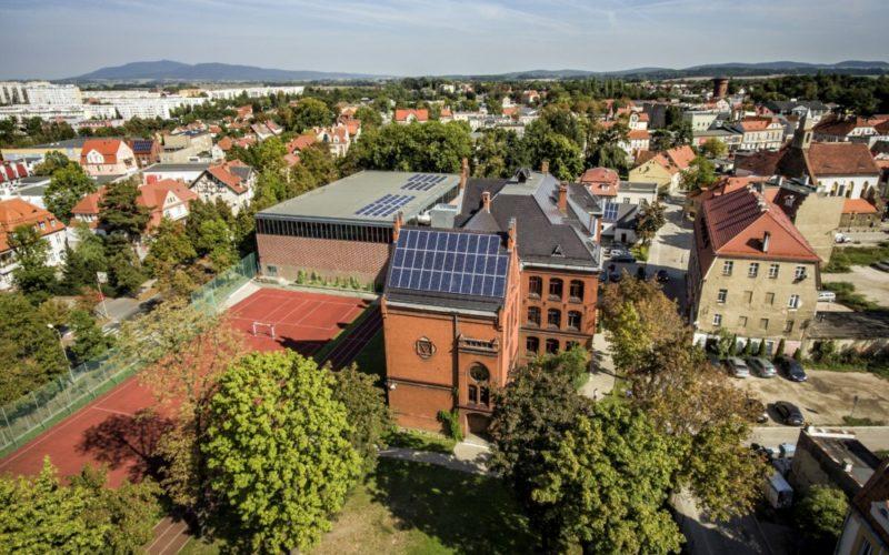 Powiat produkuje prąd ze słońca