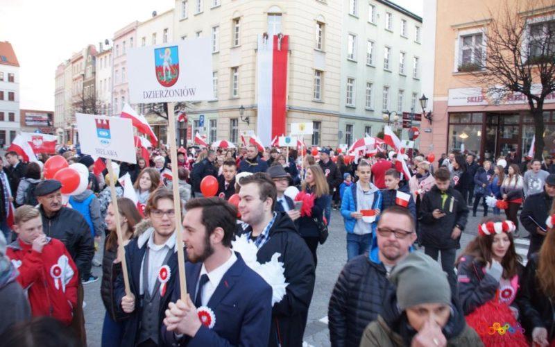 Powiatowe obchody 100-lecia Niepodległości