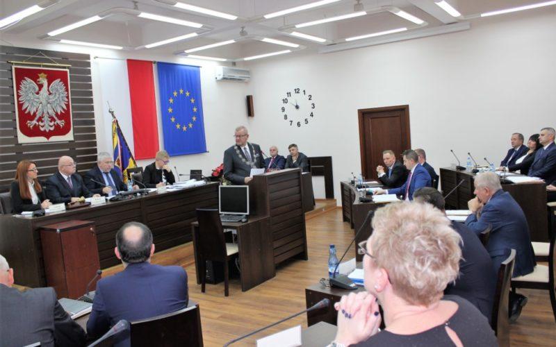Rada Powiatu VI kadencji rozpoczęła pracę