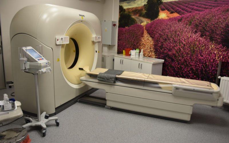 Szpital ma nowy tomograf i rentgen