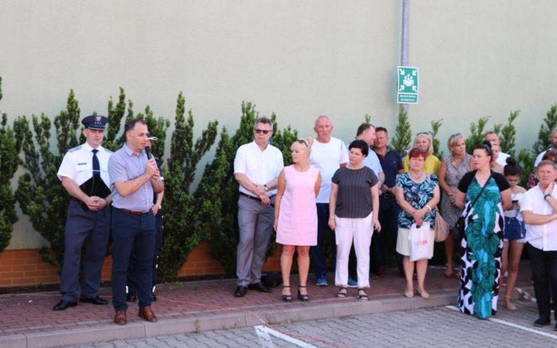 Alarm w Zespole Szkół nr 3 w Dzierżoniowie