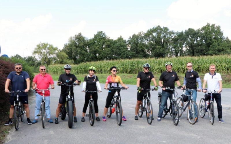 Ścieżka rowerowa z Niemczy do Wojsławic otwarta