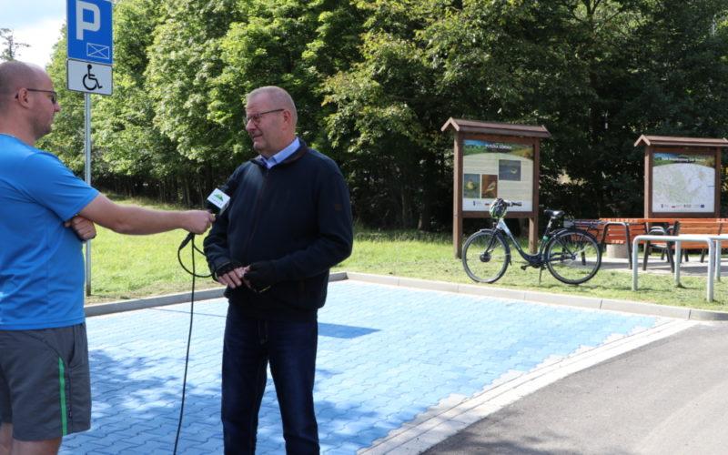 Nowa ścieżka rowerowa na terenie powiatu